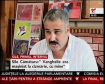 Sile Camataru la Realitatea TV