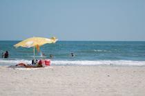 plaja de la Corbu