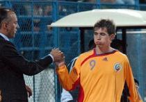 Bogdan Stancu, inlocuitorul lui Mutu la echipa nationala.