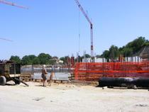 Bulgari au inceput constructia mall-urilor pentru romani