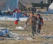 Focar de rujeola in comunitati de romi