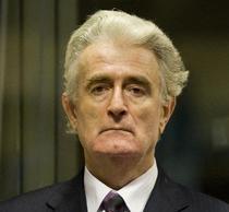 Radovan Karadzic, in fata TPI