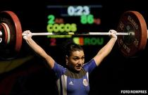 Roxana Cocos, vicecampioana olimpica la Londra