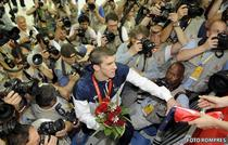 Phelps, un nou record mondial