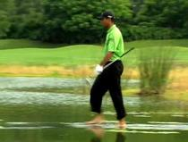 Tiger Woods, jucatorul anului in PGA Tour