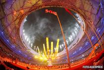 Ceremonia de inchidere a Olimpiadei de la Beijjing