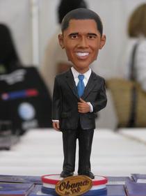Galerie foto: Produsele Obama, la mare cautare