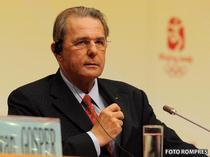 Jacques Rogge, presedinte CIO