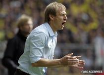 Jurgen Klinsmann a fost demis de la Bayern