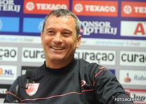 Mircea Rednic, optimist inainte de meciul cu Timisoara