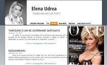 Blogul Elenei Udrea