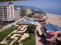 "Statiunea ""Nisipurile de aur"", Bulgaria"