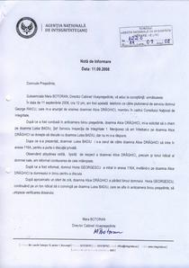 Vezi documentele in cazul ANI - Alice Draghici