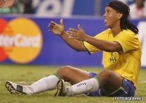 Ronaldinho, neconvocat la nationala