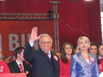 Congres extraordinar comun al PSD-PC (Galerie Foto)