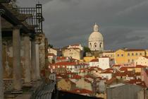 Alfama, Lisboa, Portugalia (22/03/2008)