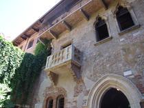 Balconul Julietei - Verona
