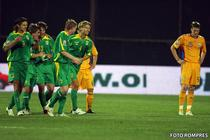 Romania, la pamant dupa meciul-tur cu Lituania