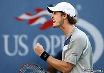 Andy Murray, in turul trei la US Open
