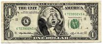 Cum arata bancnota de 1 dolar