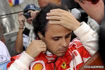 Felipe Massa, primele cuvinte dupa accidentul din Ungaria