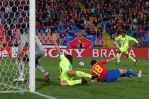 Fotogalerie: Steaua - Lyon 3-5