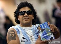 Maradona, membru al echipei cele mai urate din lume