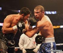 Bute vrea sa boxeze in Romania