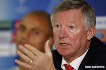 Sir Alex Ferguson, antrenor Manchester United