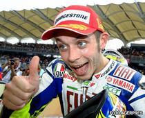 Rossi, pe primul loc la antrenamentul de vineri