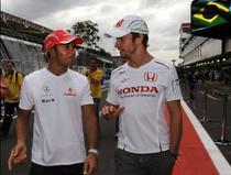 Hamilton - Button, surpriza pregatita de McLaren