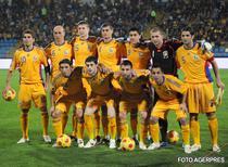Nationala Romaniei, locul 36 in clasamentul FIFA