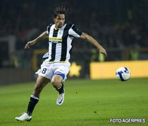 Amauri, gol pentru Juventus
