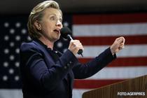 Hillary Clinton si-a pierdut cumpatul in fata studentilor