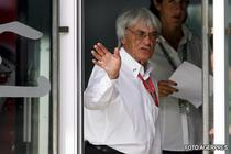 Bernie Ecclestone, boss-ul F1
