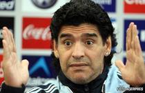 Maradona vrea sa renunte la nationala Argentinei