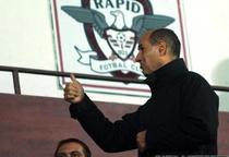 George Copos, actionar majoritar Rapid