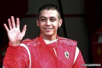 Rossi, dorit cu ardoare la Ferrari