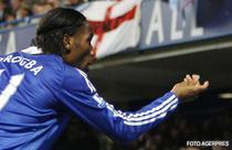 Drogba, duce Chelsea in sferturile Cupei Angliei