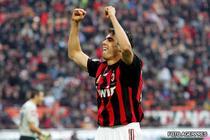 Kaka, decisiv in meciul cu Catania