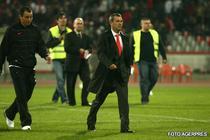 Mircea Rednic joaca cu al 3-lea portar cu Otelul si Steaua.