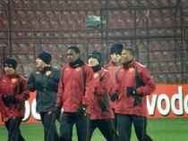 Fotogalerie: Antrenamentul oficial al lui A.S. Roma