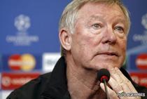 Sir Alex Ferguson, depasit la bani de Capello