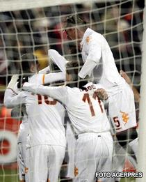 Fotogalerie: CFR - AS Roma