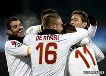 Roma, locul doi in Serie A