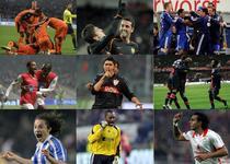 Fotogalerie: Seara spectaculoasa si in Cupa UEFA