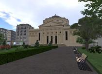 Galerie foto: Bucurestiul in Second Life