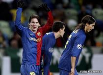 """Magicianul"" Messi"