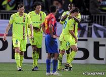 Steaua, neputincioasa in fata lui Lyon