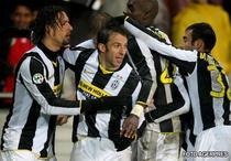 Juventus, a treia infrangere consecutiva